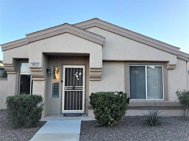 18619 N 136TH Drive, Sun City West, AZ 85375 (MLS #5895799) :: The Laughton Team