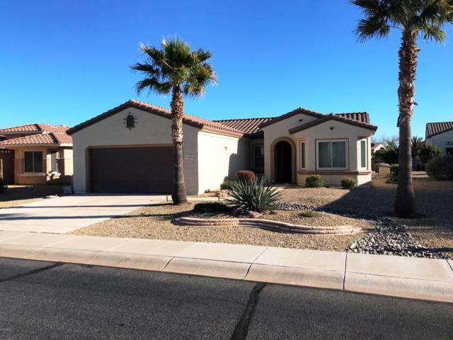 16974 W Desert Rose Lane, Surprise, AZ 85387 (MLS #5896212) :: CC & Co. Real Estate Team
