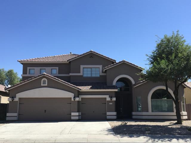 4553 N 150TH Avenue, Goodyear, AZ 85395 (MLS #5896540) :: Yost Realty Group at RE/MAX Casa Grande