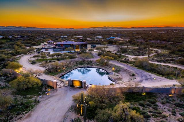 8151 E Morning Vista Road, Scottsdale, AZ 85266 (MLS #5897814) :: The Jesse Herfel Real Estate Group