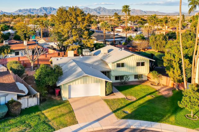 8432 E Stella Lane, Scottsdale, AZ 85250 (MLS #5898974) :: The Carin Nguyen Team