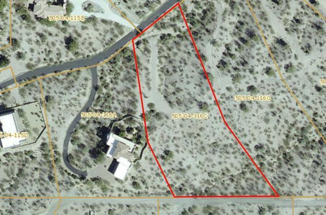 56XXX N Vulture Mine Road, Wickenburg, AZ 85390 (MLS #5899812) :: Conway Real Estate
