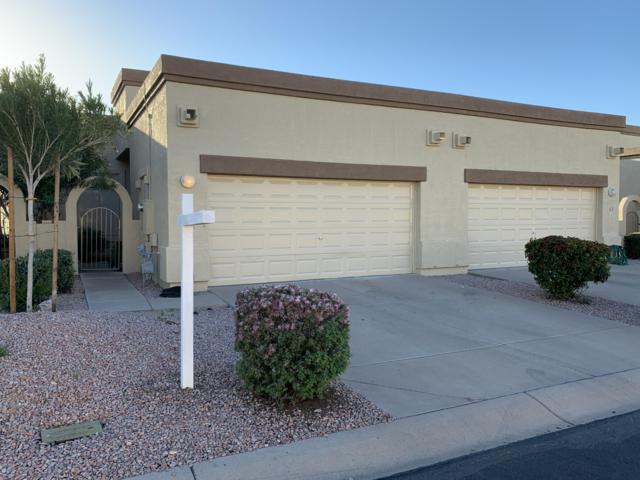 6730 E Hermosa Vista Drive #61, Mesa, AZ 85215 (MLS #5900097) :: Yost Realty Group at RE/MAX Casa Grande