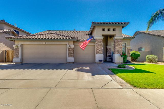 2205 W Olive Way, Chandler, AZ 85248 (MLS #5900428) :: Arizona 1 Real Estate Team