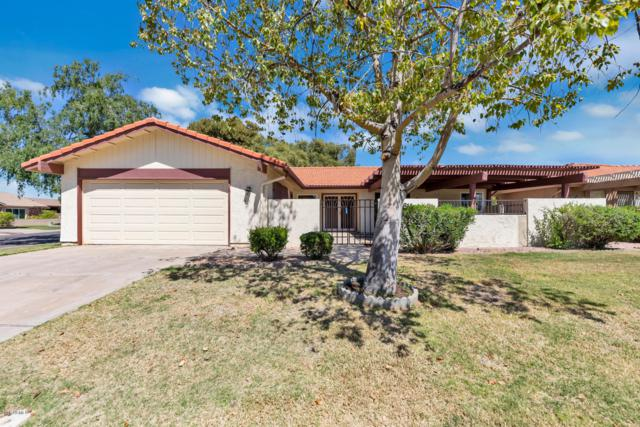 611 Leisure World, Mesa, AZ 85206 (MLS #5900758) :: Yost Realty Group at RE/MAX Casa Grande