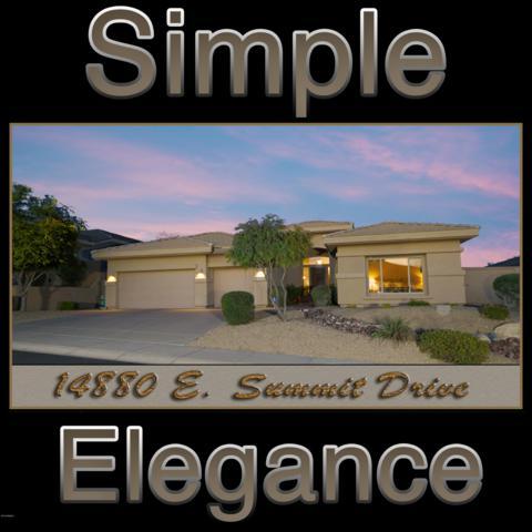 14880 E Summit Drive E, Fountain Hills, AZ 85268 (MLS #5900791) :: The W Group