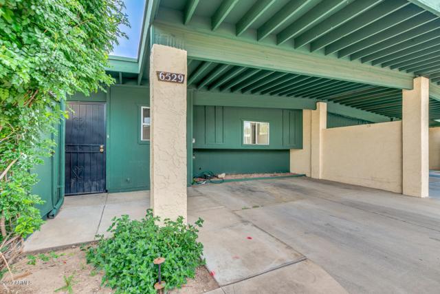 6529 N 24TH Drive, Phoenix, AZ 85015 (MLS #5901875) :: Yost Realty Group at RE/MAX Casa Grande