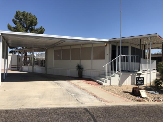 17200 W Bell Road #162, Surprise, AZ 85374 (MLS #5902170) :: Yost Realty Group at RE/MAX Casa Grande