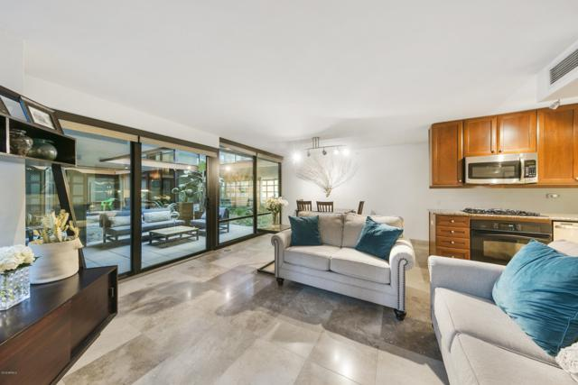 4808 N 24TH Street #231, Phoenix, AZ 85016 (MLS #5903397) :: The Daniel Montez Real Estate Group