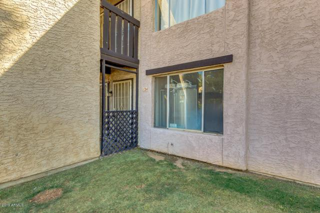 1927 E Hampton Avenue #124, Mesa, AZ 85204 (MLS #5903597) :: The Bill and Cindy Flowers Team