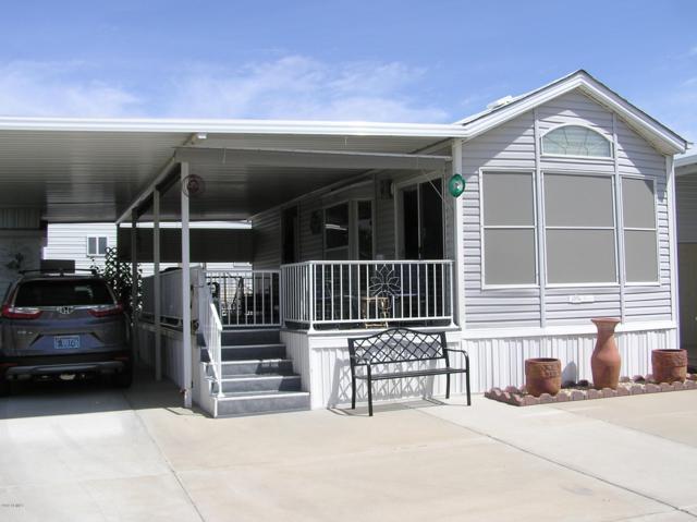 17200 W Bell Road #633, Surprise, AZ 85374 (MLS #5904298) :: Brett Tanner Home Selling Team
