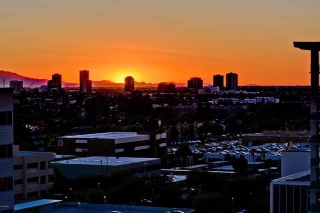 4808 N 24TH Street #1326, Phoenix, AZ 85016 (MLS #5904622) :: Brett Tanner Home Selling Team