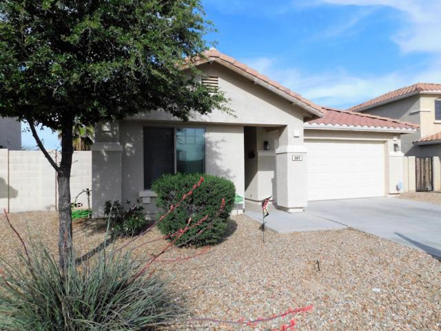 597 S 167TH Drive, Goodyear, AZ 85338 (MLS #5904804) :: Occasio Realty