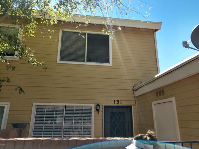 510 N Alma School Road #131, Mesa, AZ 85201 (MLS #5904838) :: Yost Realty Group at RE/MAX Casa Grande