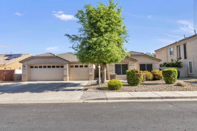 756 E Coconino Drive, Chandler, AZ 85249 (MLS #5905076) :: Team Wilson Real Estate