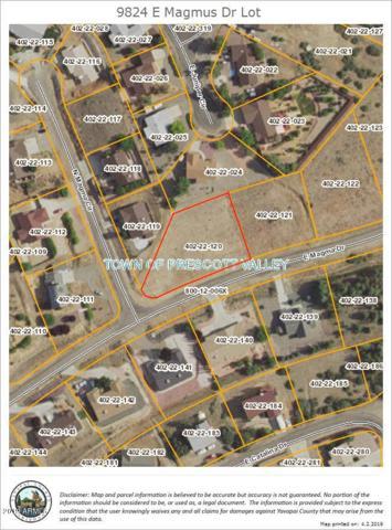 9824 E Magma Drive, Prescott Valley, AZ 86314 (MLS #5905241) :: Riddle Realty Group - Keller Williams Arizona Realty