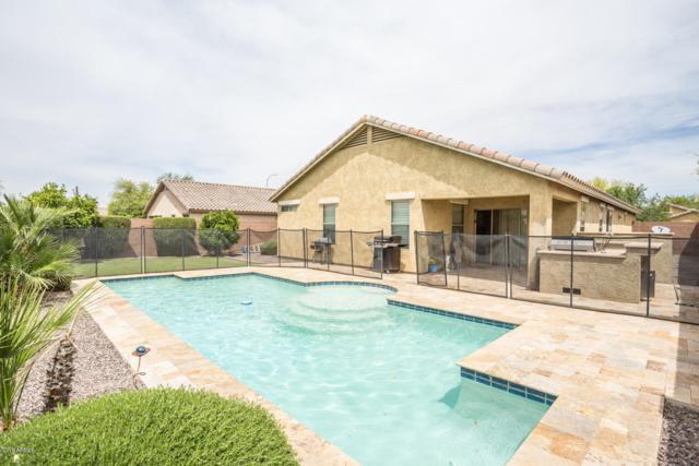 10863 E Quarry Circle, Mesa, AZ 85212 (MLS #5905619) :: Team Wilson Real Estate