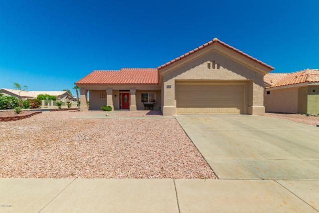 14210 W Dusty Trail Boulevard, Sun City West, AZ 85375 (MLS #5906915) :: Riddle Realty