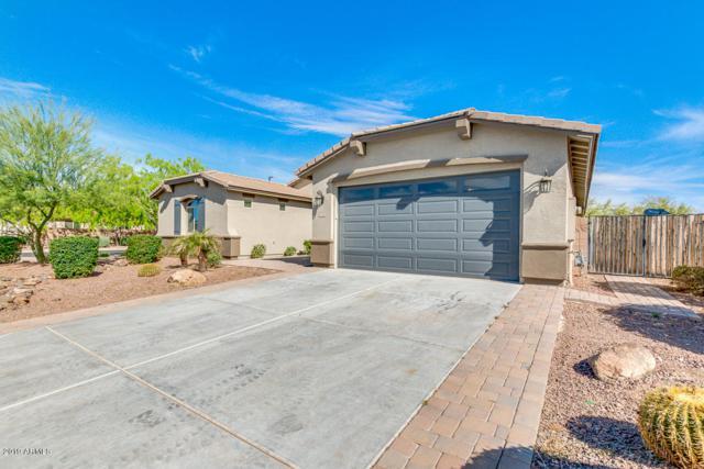 2466 E Aris Drive, Gilbert, AZ 85298 (MLS #5907562) :: Lux Home Group at  Keller Williams Realty Phoenix