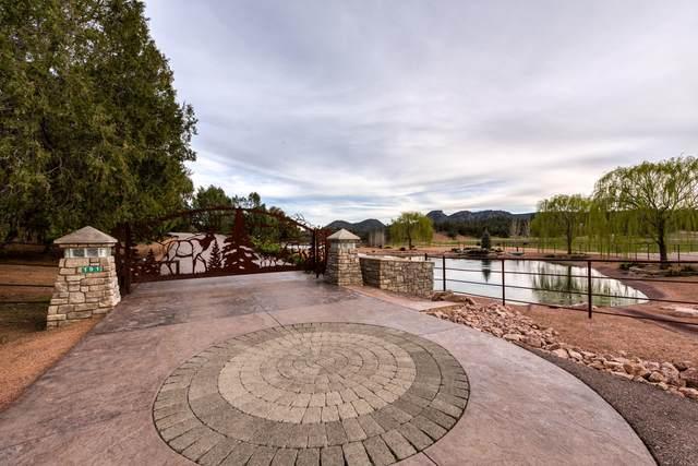 191 White Drive, Payson, AZ 85541 (MLS #5909169) :: Walters Realty Group
