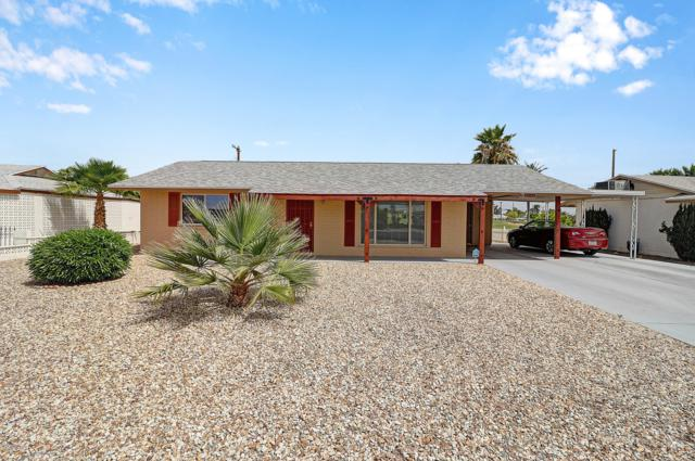 12825 N 111TH Avenue, Sun City, AZ 85351 (MLS #5909658) :: Occasio Realty