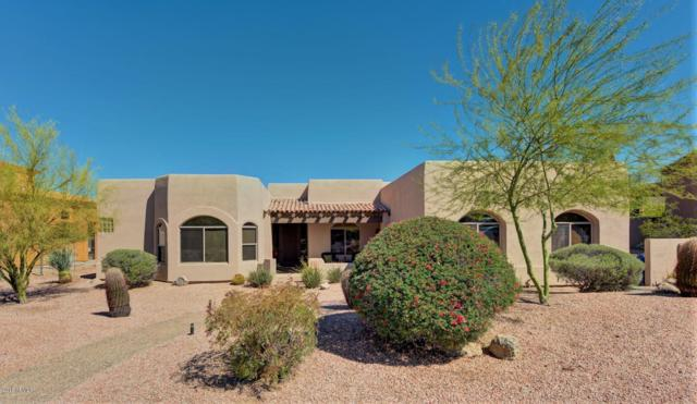 7130 E Saddleback Street #51, Mesa, AZ 85207 (MLS #5910987) :: Yost Realty Group at RE/MAX Casa Grande