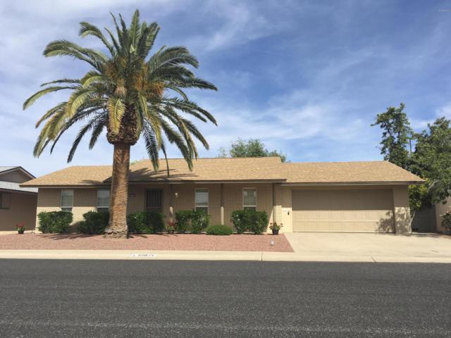 10821 W Tropicana Circle, Sun City, AZ 85351 (MLS #5911749) :: Devor Real Estate Associates
