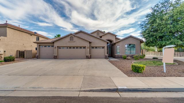 749 E Cherrywood Place, Chandler, AZ 85249 (MLS #5912220) :: Lux Home Group at  Keller Williams Realty Phoenix