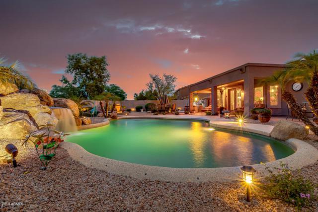 8052 E Kael Street, Mesa, AZ 85207 (MLS #5912900) :: Devor Real Estate Associates
