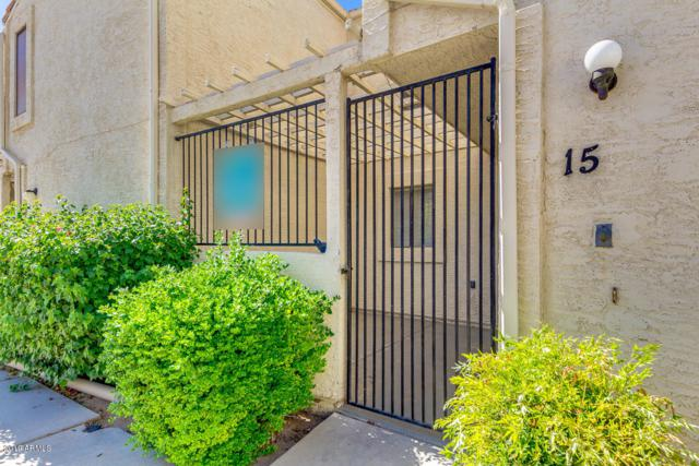 15801 N 29TH Street #15, Phoenix, AZ 85032 (MLS #5914298) :: Riddle Realty Group - Keller Williams Arizona Realty