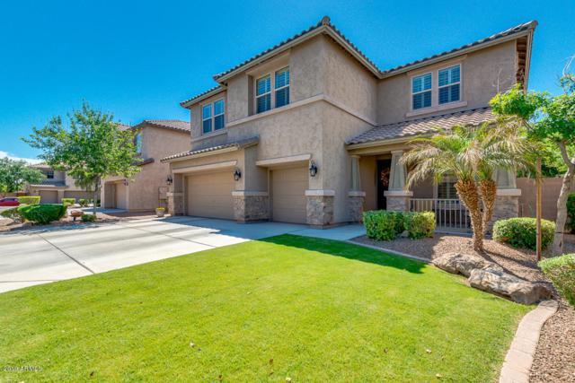 10917 E Solina Avenue, Mesa, AZ 85212 (MLS #5915318) :: Yost Realty Group at RE/MAX Casa Grande