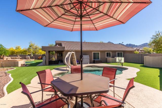 15360 N 102ND Street, Scottsdale, AZ 85255 (MLS #5917040) :: Team Wilson Real Estate