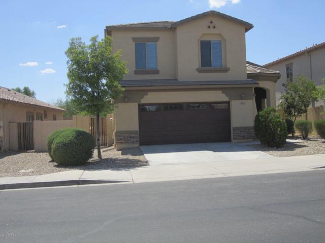 6112 S 257TH Avenue, Buckeye, AZ 85326 (MLS #5918235) :: The Property Partners at eXp Realty