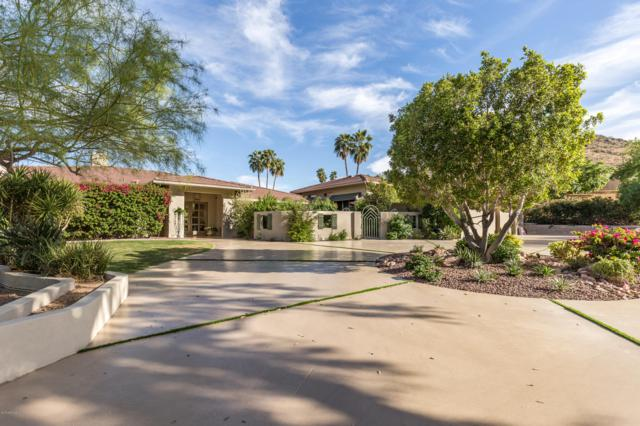 4659 E Foothill Drive, Paradise Valley, AZ 85253 (MLS #5918922) :: The W Group