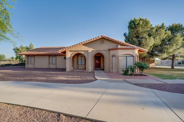 18543 E Via Del Oro, Queen Creek, AZ 85142 (MLS #5919359) :: CC & Co. Real Estate Team