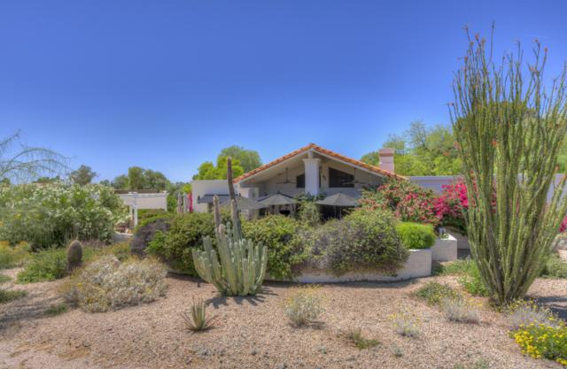 22633 N Clubhouse Way, Scottsdale, AZ 85255 (MLS #5919496) :: The W Group