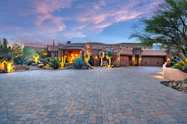 9526 E Madera Drive, Scottsdale, AZ 85262 (MLS #5919656) :: Revelation Real Estate