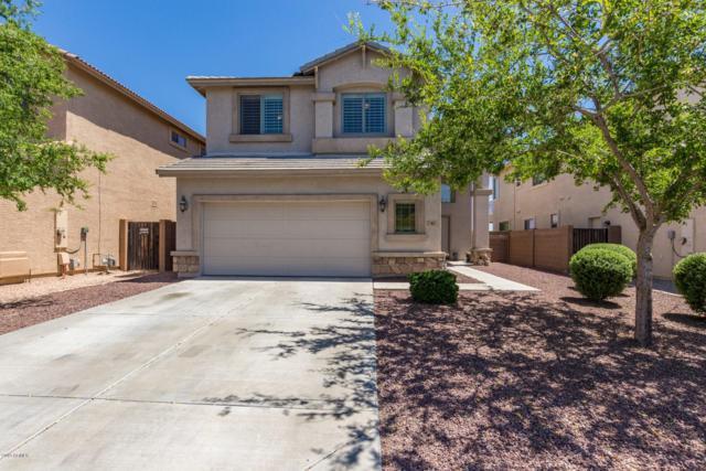 3627 N 296TH Drive, Buckeye, AZ 85396 (MLS #5920228) :: CC & Co. Real Estate Team