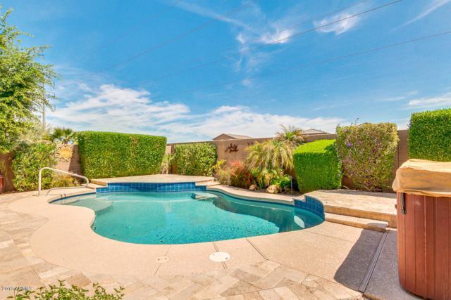21585 N Davis Way, Maricopa, AZ 85138 (MLS #5920309) :: CC & Co. Real Estate Team
