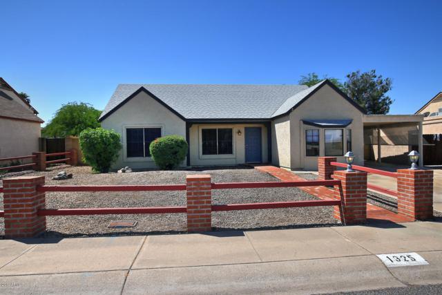 1325 E Tonto Lane, Phoenix, AZ 85024 (MLS #5920914) :: Team Wilson Real Estate