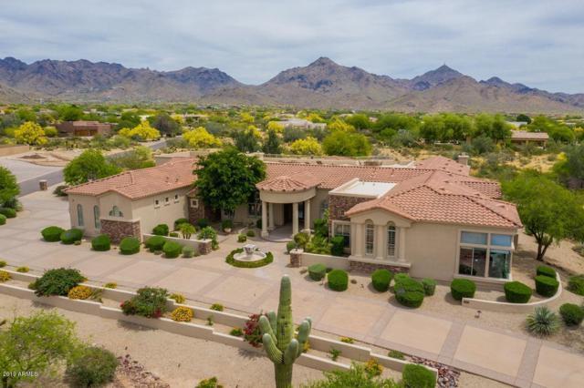 9201 E Diamond Rim Drive, Scottsdale, AZ 85255 (MLS #5921764) :: Riddle Realty