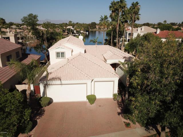 1211 N Regatta Drive, Gilbert, AZ 85234 (MLS #5922321) :: CC & Co. Real Estate Team