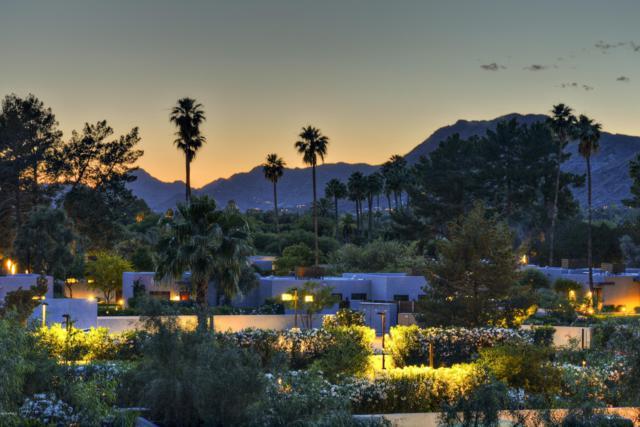 6166 N Scottsdale Road C3005, Scottsdale, AZ 85253 (MLS #5922939) :: Homehelper Consultants