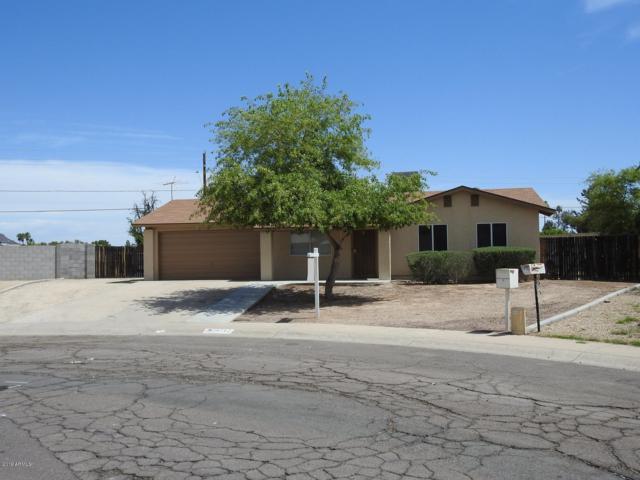4712 W Juniper Avenue, Glendale, AZ 85306 (MLS #5923380) :: CC & Co. Real Estate Team
