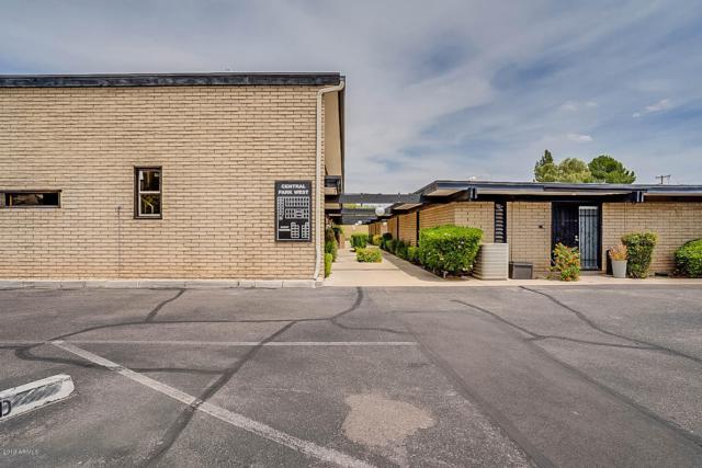 110 W Missouri Avenue #24, Phoenix, AZ 85013 (MLS #5923485) :: Devor Real Estate Associates