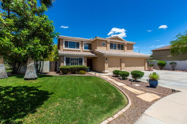 2626 E Pinto Drive, Gilbert, AZ 85296 (MLS #5924214) :: Riddle Realty