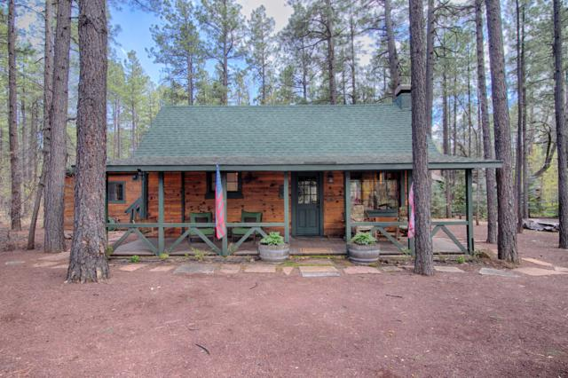 3247 Ponderosa Parkway, Pinetop, AZ 85935 (MLS #5924267) :: Arizona 1 Real Estate Team