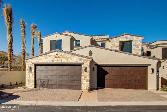 6500 E Camelback Road #1009, Scottsdale, AZ 85251 (MLS #5924288) :: NextView Home Professionals, Brokered by eXp Realty