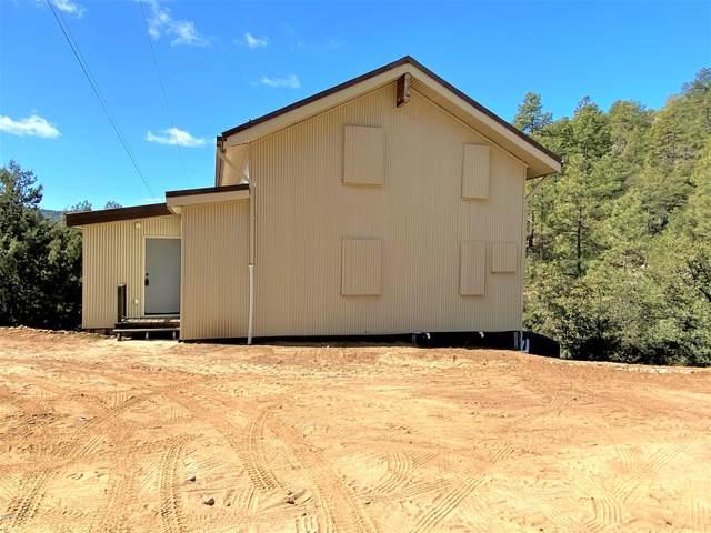22870 S Gladiator Mine Road, Crown King, AZ 86343 (MLS #5924675) :: Riddle Realty Group - Keller Williams Arizona Realty