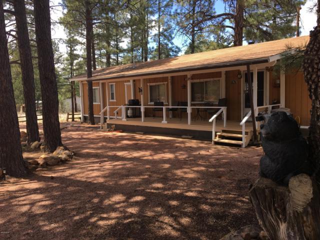 2170 Wildlife Trail, Overgaard, AZ 85933 (MLS #5924961) :: The W Group